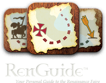 RenGuide - Your personal guide to the Renaissance Faire